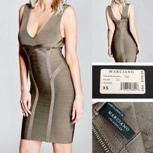 """NWOT✨ MARCIANO """"Yara"""" Bandage Dress"""